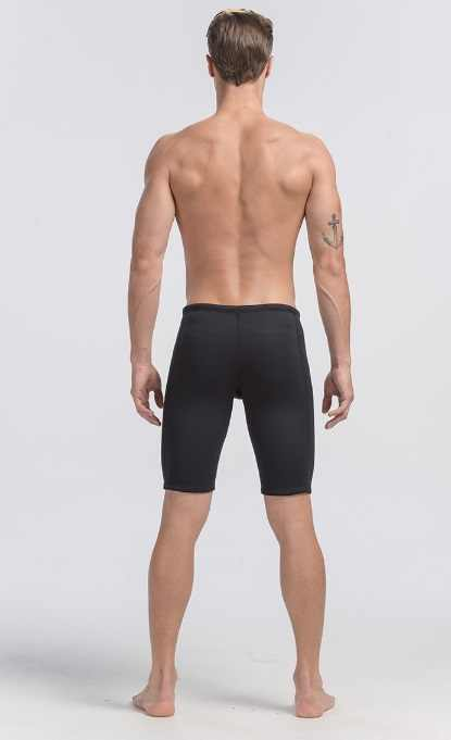 Sbart 3 MM Neopren Mayo Erkekler dalgıç giysisi erkek mayoları Wetsuits Kısa Dalış Pantolon Tüplü Sörf Şort