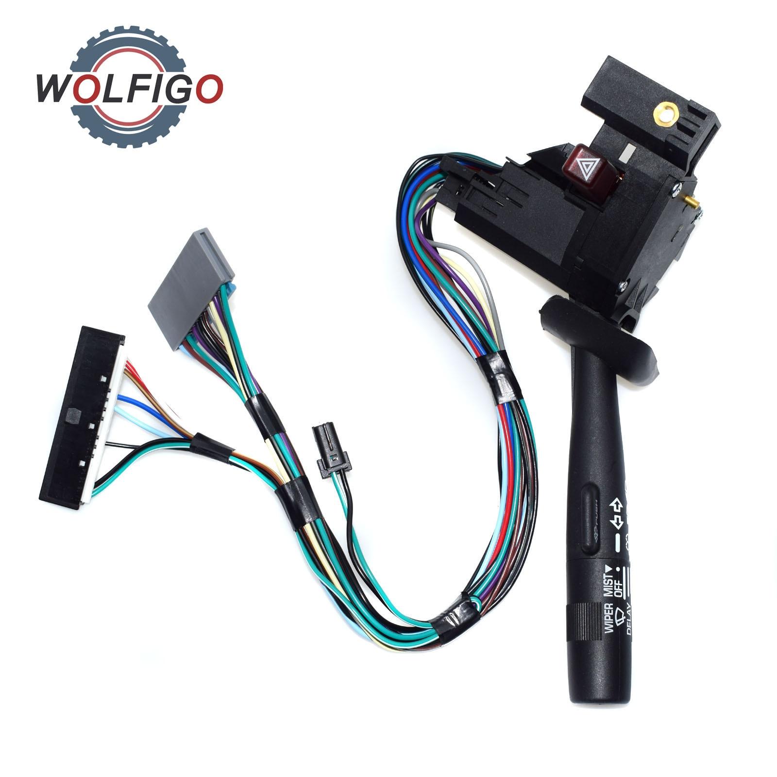 Cadillac Turn Signal Switch Wiring