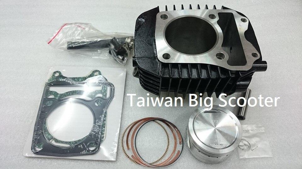 Taiwan Cm Fit Honda Msx 125 63mm Big Bore Cylinder Kit