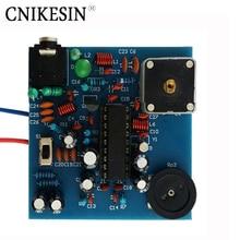 CNIKESIN DIY kit BABP1404  FM transmitter Board Kit / FM stereo transmitter Board Kit diy electronic suite