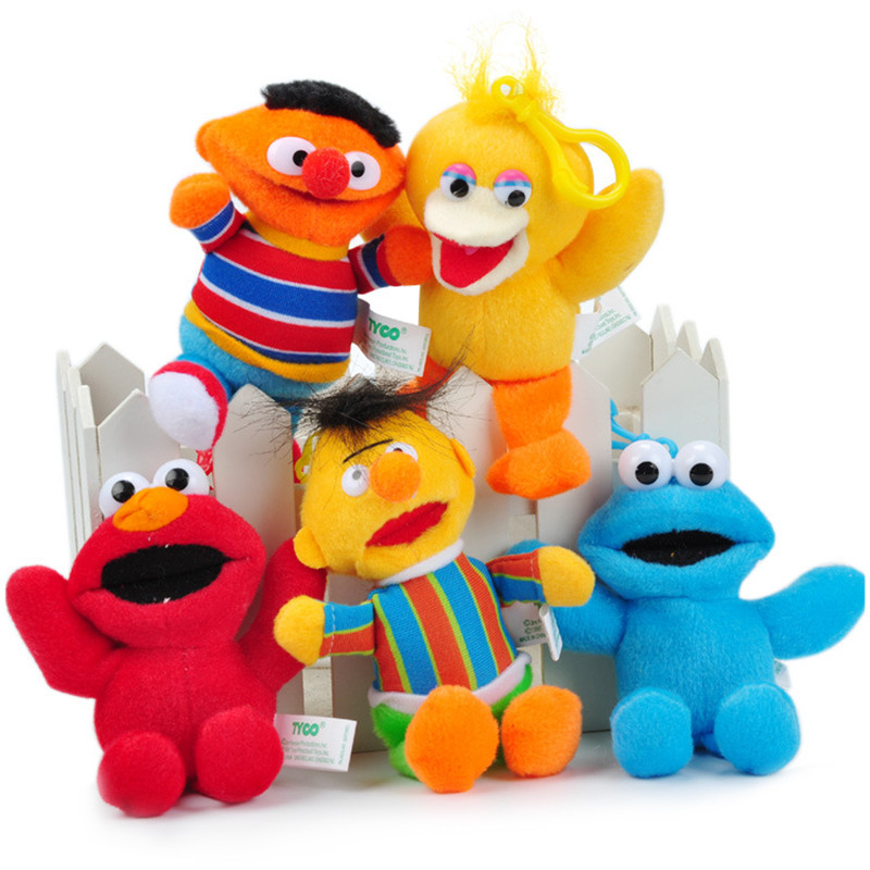 Sesame Street Elmo Toys : Pop sesame street elmo plush toys cartoon stuffed