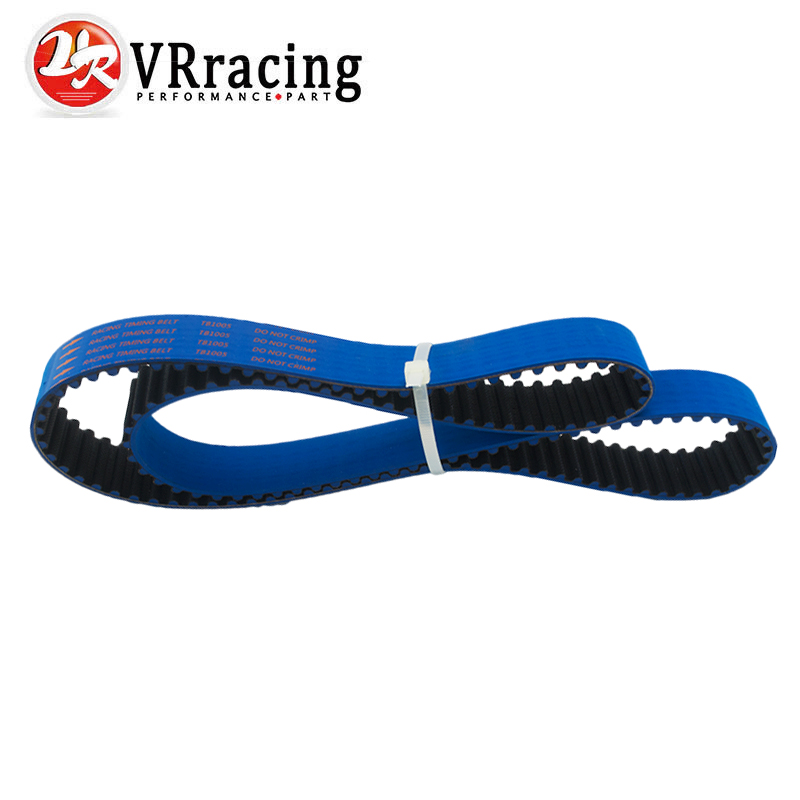 VR RACING - Racing Timing Belt FOR Toyota 1JZ 1JZGTE 1JZ-GTE BLUE HNBR VR-TB1005B