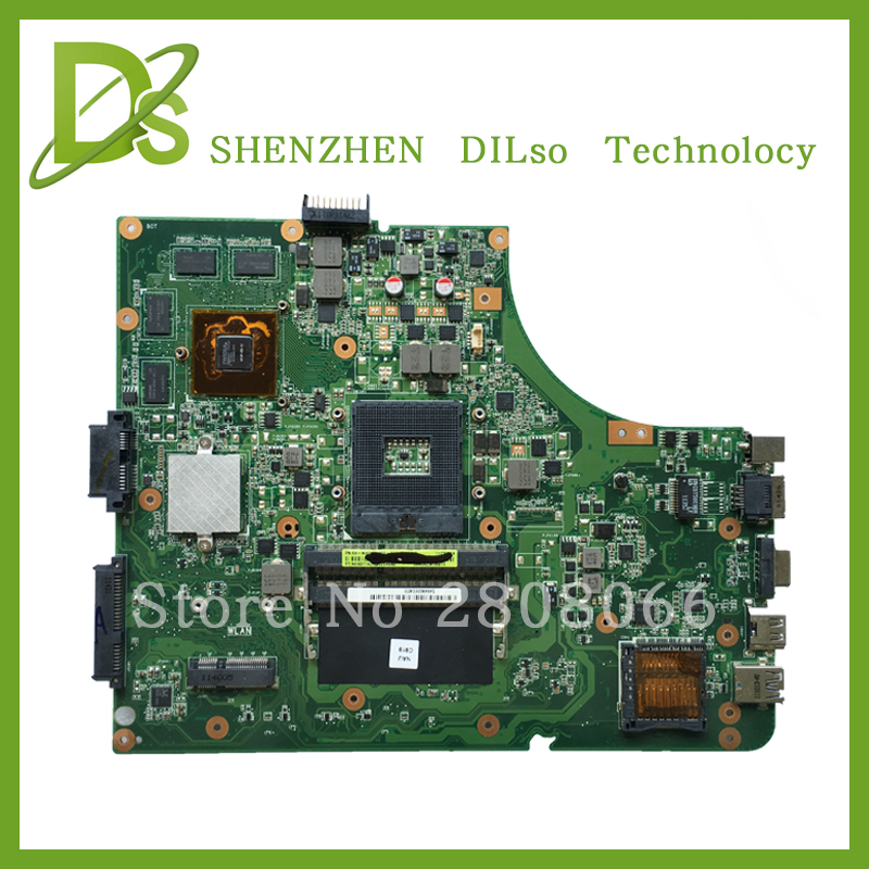 цена на KEFU K53SV For ASUS K53SV A53S laptop motherboard K53SV mainboard with Graphics card Test
