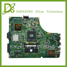 KEFU K53SV For ASUS K53SV A53S laptop motherboard K53SV mainboard with Graphics card Test