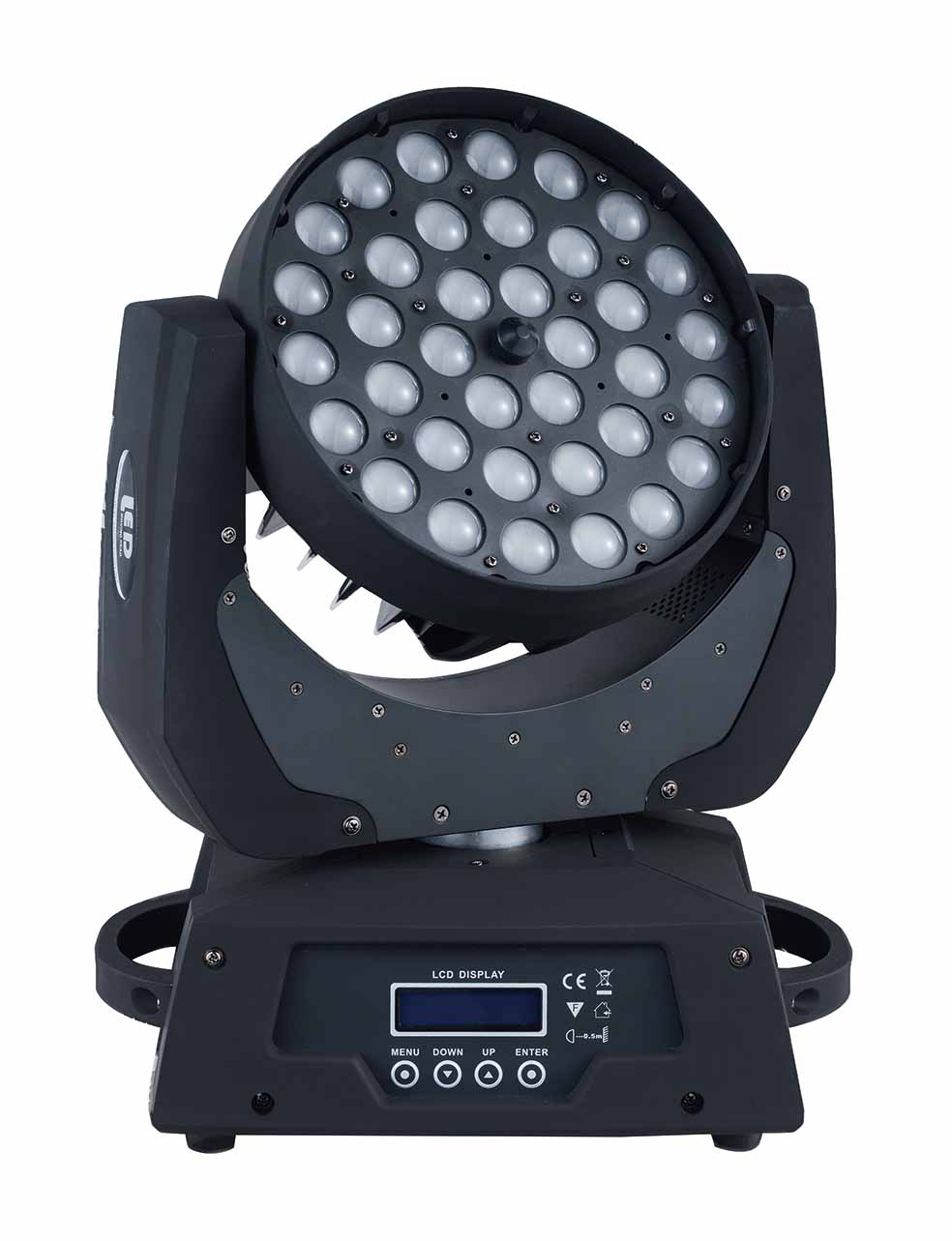 10pcs/lot China market rgbw zoom 36x10w 4in1 led moving head wash dmx stage light Commercial Lighting for dj bar colorful effect