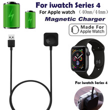 Magnetic Wireless Charger Cable Charging Dock For Apple Watch iWatch Series wearable devices smartwatch relogio inteligente 3