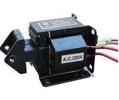 Électroaimant actif de Tractive de solénoïde à ca économiseur d'énergie de SA-56 AC220