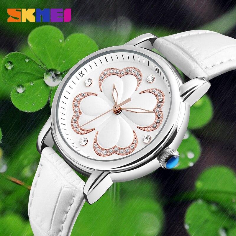 Skmei Top Brand Luxury Women Watches Simple Fashion Ladies Wristwatches Simple Style Quartz Watch Popular Relogio Feminino 9159 машина 1 43 lada priora gt7804 инерционная металл в коробке tm carline 1164033