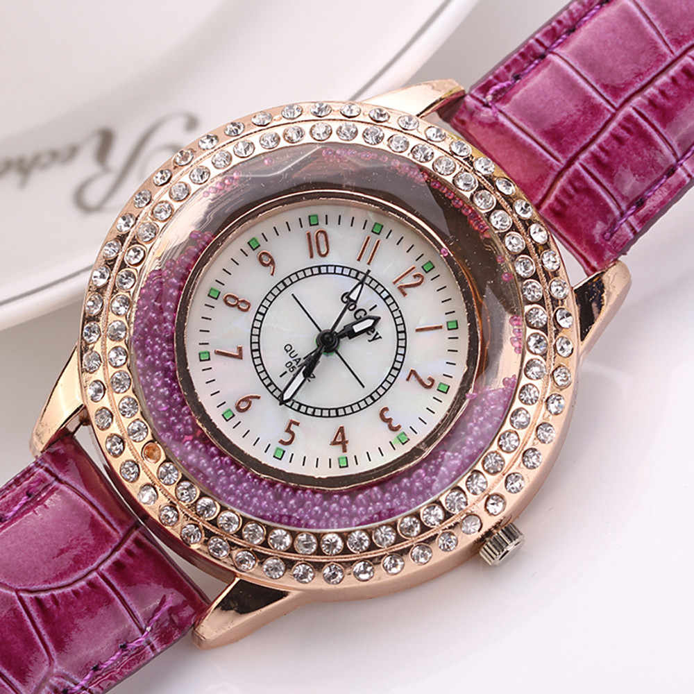Women Fashion Luxury Leisure Set Auger Quartz Watch 2018 new Quartz Watch Watches Top Brand Luxury montre femme 2018 new sales