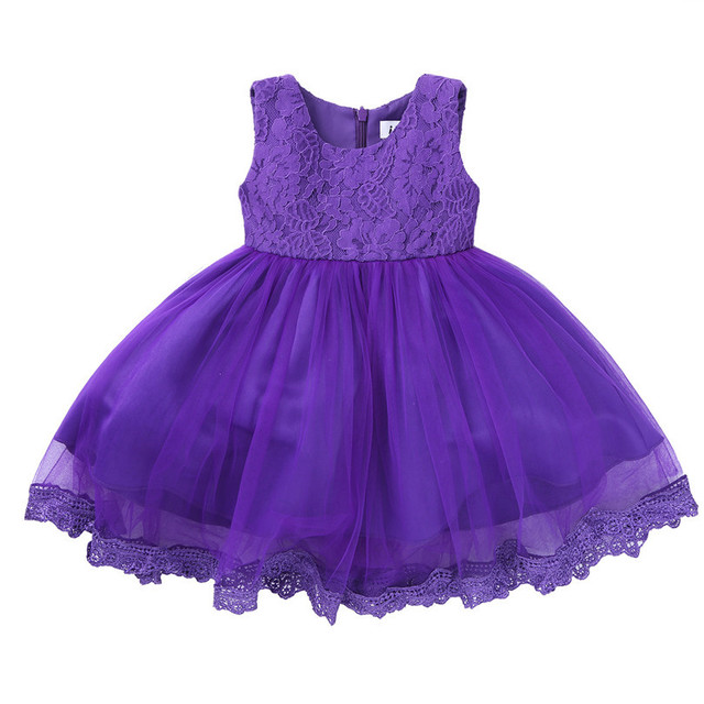 New Lace Cute Baby Girl Dresses
