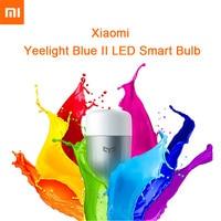 Original Xiaomi Yeelight Bulb II LED Smart Bulb Colourful Color E27 9W 600 Lumens Mi Light