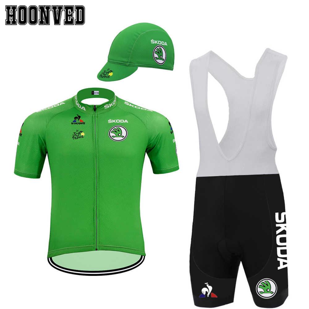 ... de France Man Retro green cycling Jersey Short sleeves suit Bike Jersey  Bib Shorts 9D Gel Pad maillot ciclismo hombre on Aliexpress.com  7d6f45eac