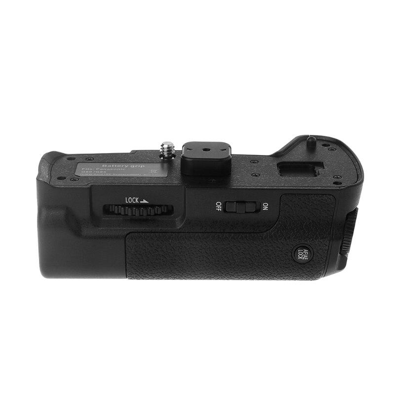 DMW-BGG1RC Replacement Battery Grip+ Wireless Control For Panasonic DMC G85/G80 new view dmw blb13 replacement 1300mah battery for panasonic dmc g1weg r dmc g1keg r black