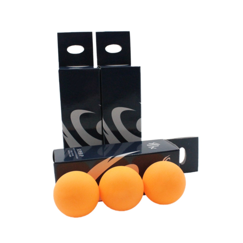 High Quality Table Tennis One Star 3 Boxed Professional Training Table Tennis Ball Machine Special Ball