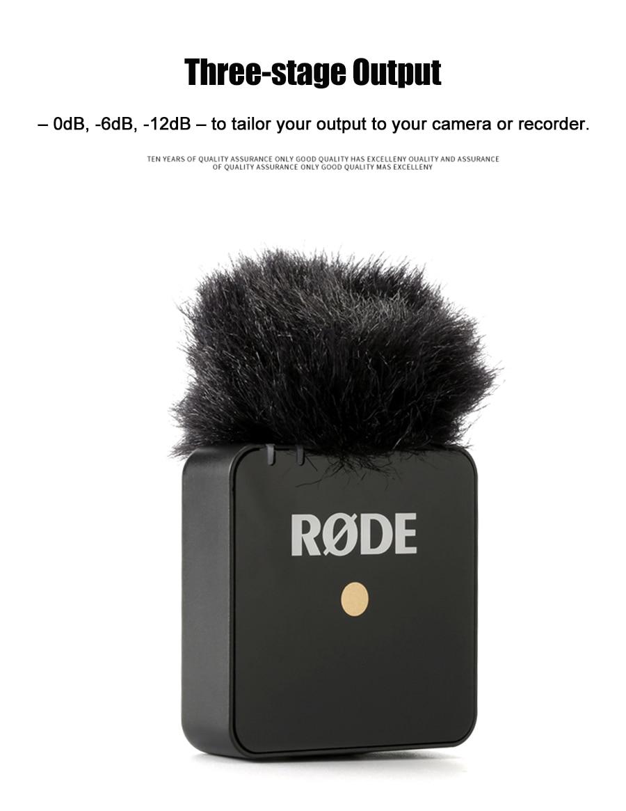 Rode Wireless GO Microphone 4