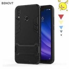 For Huawei Y9 2019 Case Hard PC Anti-knock Phone Enjoy 9 Plus / Cover 6.3