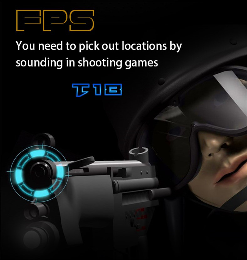 XIBERIA T18 Stereo Gaming Headphones with Microphone 7.1 Surround Sound Deep Bass Gamer Headset for Computer Best casque (19)