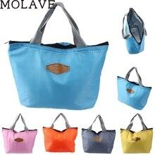 Женские сумки, большая переносная термоизолированная сумка для обеда, уличная Сумочка для завтрака, сумка для леди, переносная сумка для пикника, сумки для пикника Jan9YP