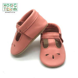2019 100% Genuine Leather White Baby Moccasins Shoes Soft Sole Baby Girl Shoes For Newborn
