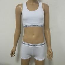 Women's underwear boxers Bra Set