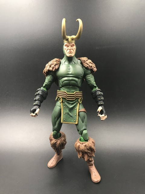 16657740b147 6 inch action figure Marvel Legends Cartoon version Loki Collection model  doll toys, a birthday present Free shipping