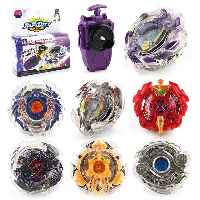 Pcs New Sample Retail Beyblade Metal Fusion D Set B  B  B