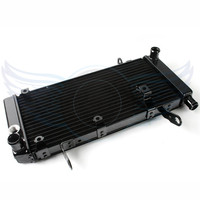 Motorcycle Replacement Grille Guard Cooling Cooler Racing Radiator For Suzuki SV1000S 2003 2004