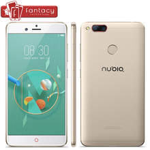 "Original Nubia Z17 Mini 6GB RAM 64GB Mobile Phone Snapdragon 653 Octa Core Fingerprint ID Dual 13.0MP FDD LTE 4G 5.2 "" FHD 1080P"