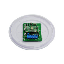 (1 PCS)Indoor Wired Ceiling 360 degree Detecting Angle  Link to Alarm system Motion detector PIR Alarm infrared sensor