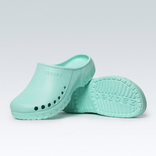 Doctor Nursing Surgical Shoes Dental Hospital Operation Room Medical Clogs Clean Room Protective Work Shoes for Women Men Unisex slip on casual garden clogs waterproof crocus shoes women classic nursing clogs hospital women work medical sandals