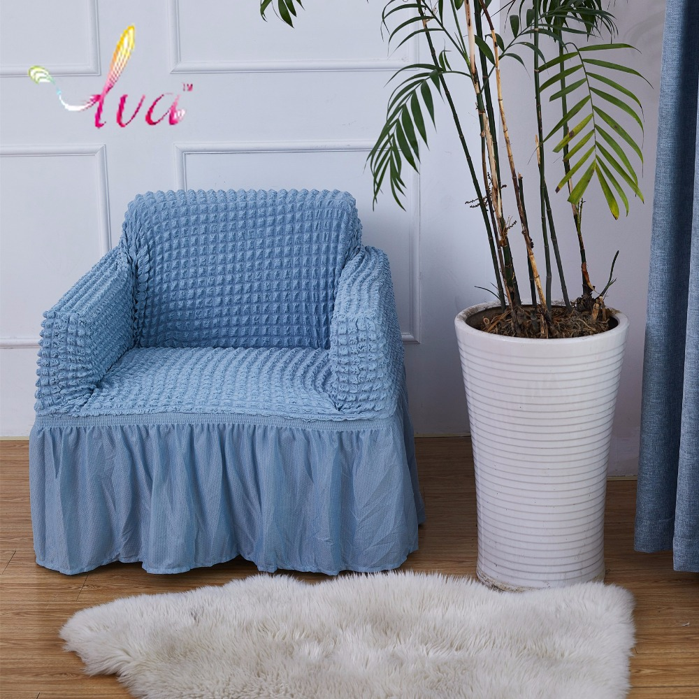 LVA Washable Strech Sofa SlipCover Universal Couch Cover