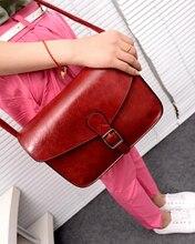 Бесплатная доставка горячая новинка 2015 масло кожа сумка Англия Ретро пакет сумки женщин британский стиль