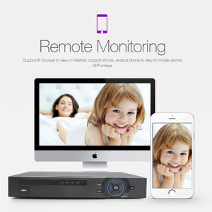 Image 5 - H.265 CCTV NVR 32CH 1080P / 25Ch 5MP / 8Ch 8MP NVR ONVIF P2P Cloud Support 2HDD MAX 8TB 32Ch Security NVR Network Video Recorder