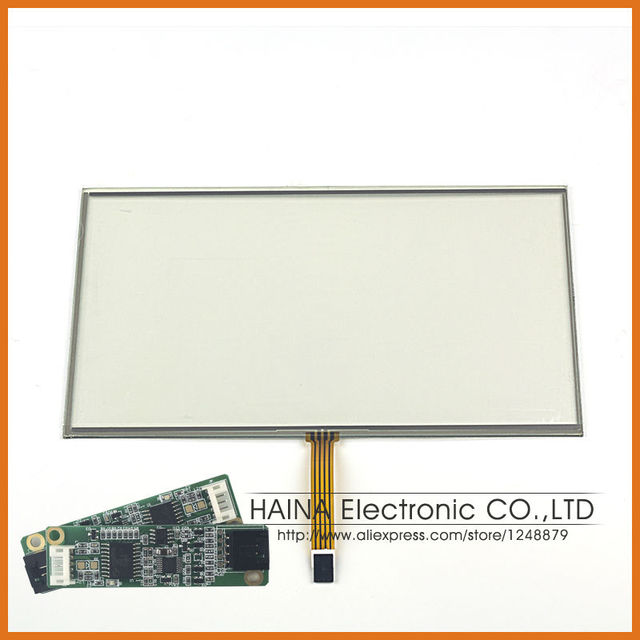 16:9 18.5 Inch includes USB Controller 4 Wire Resistive Touch Screen Panel For photobooth/photo kiosk/Laptop