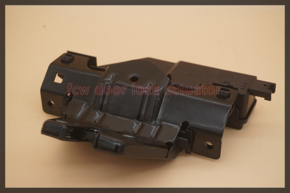 for BMW rear back door lock Trunk Lid Latch locks Motor Latch 51248196401 51 24 8