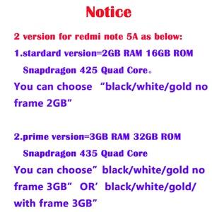 "Image 2 - 5.5 ""720x1080 IPS 디스플레이 XIAOMI Redmi 참고 5A LCD 터치 스크린 Xiaomi Redmi 참고 5A 프라임 LCD Y1 / Y1 라이트"