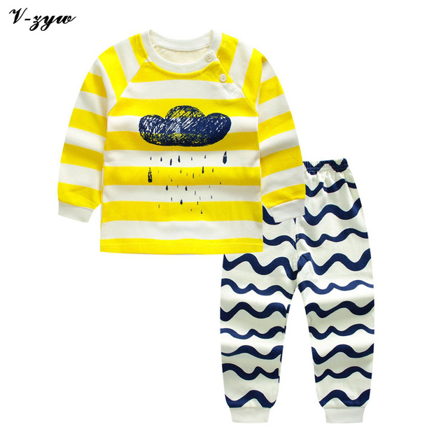 9f0041b27 Autumn Winter Newborn Baby Girls Clothing Sets Cotton Baby Boy ...