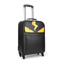 Small travel bag luggage14 20 picture luggage suitcase female 16 trolley luggage password box male 24,vingtage black luggage set