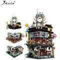 Kompatibel Mein Stil Stadt Gebäude Modell Modulare Gebäude Steine Jugendliche Spielzeug Bricks Kompatibel 06066 70620