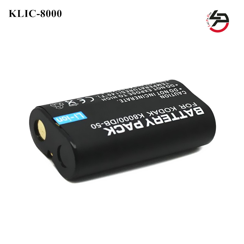 Для Kodak KLIC-8000 KLIC 8000 K 100% Z612 Z712 Z812 IS Z1085 Z1012 2400 Новый Сменный аккумулятор для камеры мАч