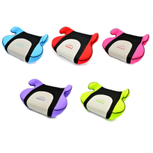 Child Car Seats Baby Seat Height Pad Portable 3-12 Years Old