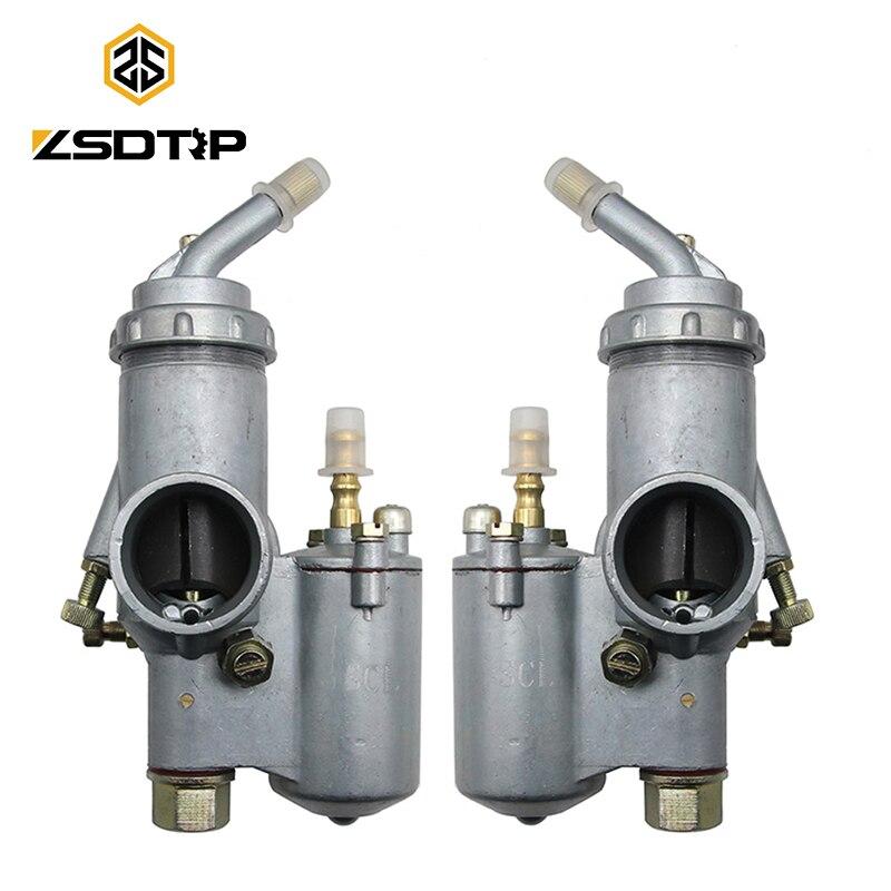 ZSDTRP 1Pair Ural K750 Motorcycle Carburetor PZ28 Carburador For BMW R50 R60 2 R69S R12 K750