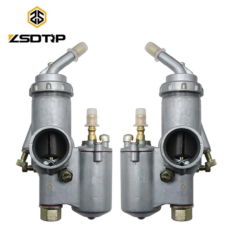 ZSDTRP 1 Paire de L'oural K750 Moto Carburateur PZ28 Carburador Pour BMW R50 R60/2 R69S R12 K750 R1 R71 M72