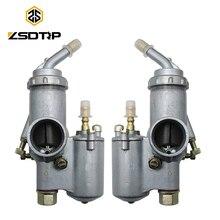 ZSDTRP 1Pair Ural K750 Moto Carburatore PZ28 Carburador Per BMW R50 R60/2 R69S R12 K750 R1 R71 m72