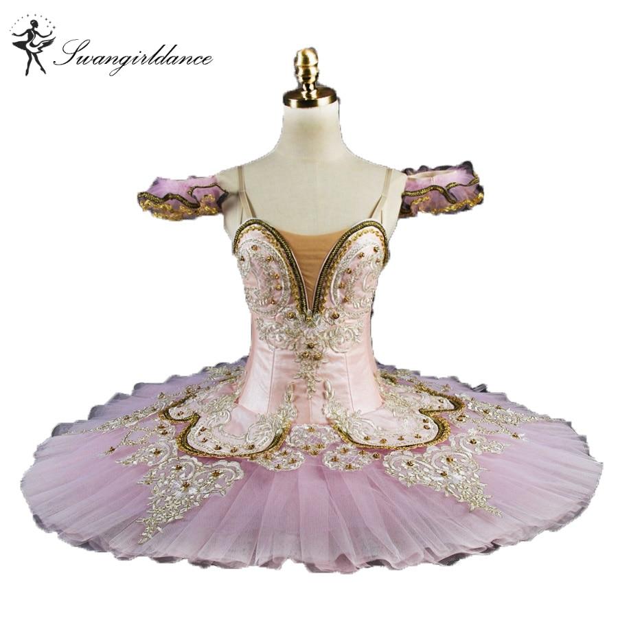 adult girl light pink Sleep Beauty ballet tutu classical professional ballet tutu for performance or competitionBT9044D tutu 23 beauty moisture lipstick pink 3 8g