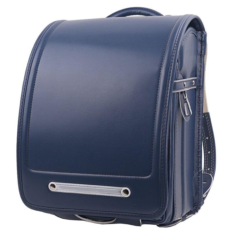 Sac d'école japonais pour filles et garçons sac à bandoulière pour enfants sac à dos de voyage sac à dos de haute qualité Randoseru