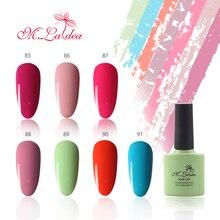 #M085112 m.ladea 8.3ML 140 colors Nail GEL Polish UV Led Long Lasting Nail Gel Polish DIY Nail Art Color bottles