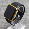 New Fashion LED Digital Sport Watch Men Women Square Dial Wristwatch Ms Silicone Strap Leisure Sports Watches Relogio Masculino 5