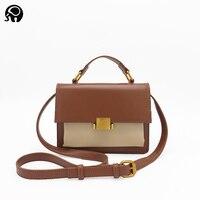 2018 Vintage Winter Mini Flap Casual Shoulder Bags Women S Messenger Bag Vintage Handbag Waterproof PU
