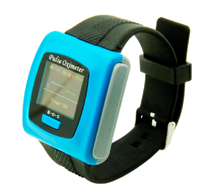 Daily Carry Wearable Wrist Pulse Oximeter Fingertip OLED Display with USB cable + PC Software Healthcare Monitor CMS50F rs232 cd software and usb cable